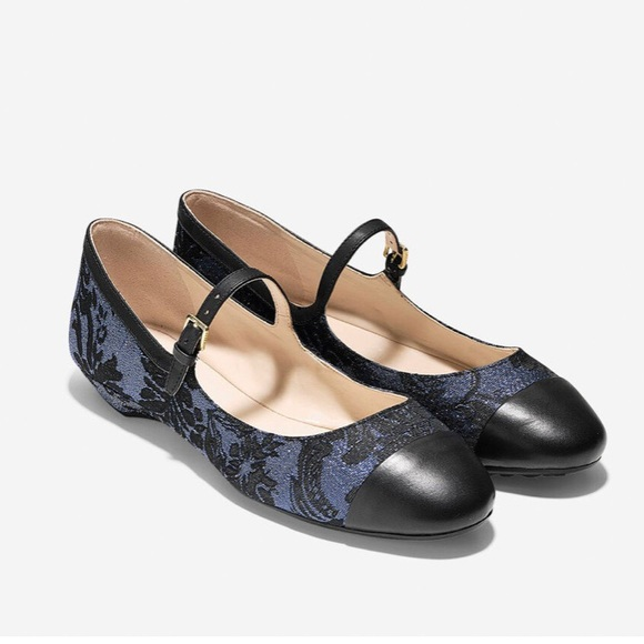 Cole Haan Shoes | Nwot Grand Os Flats